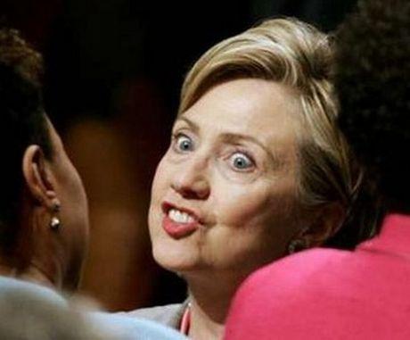 Hillary Clinton's Latest Lies Scary-hillary-clinton
