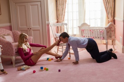 One of the tamer scenes from the Wolf of Wall Street.