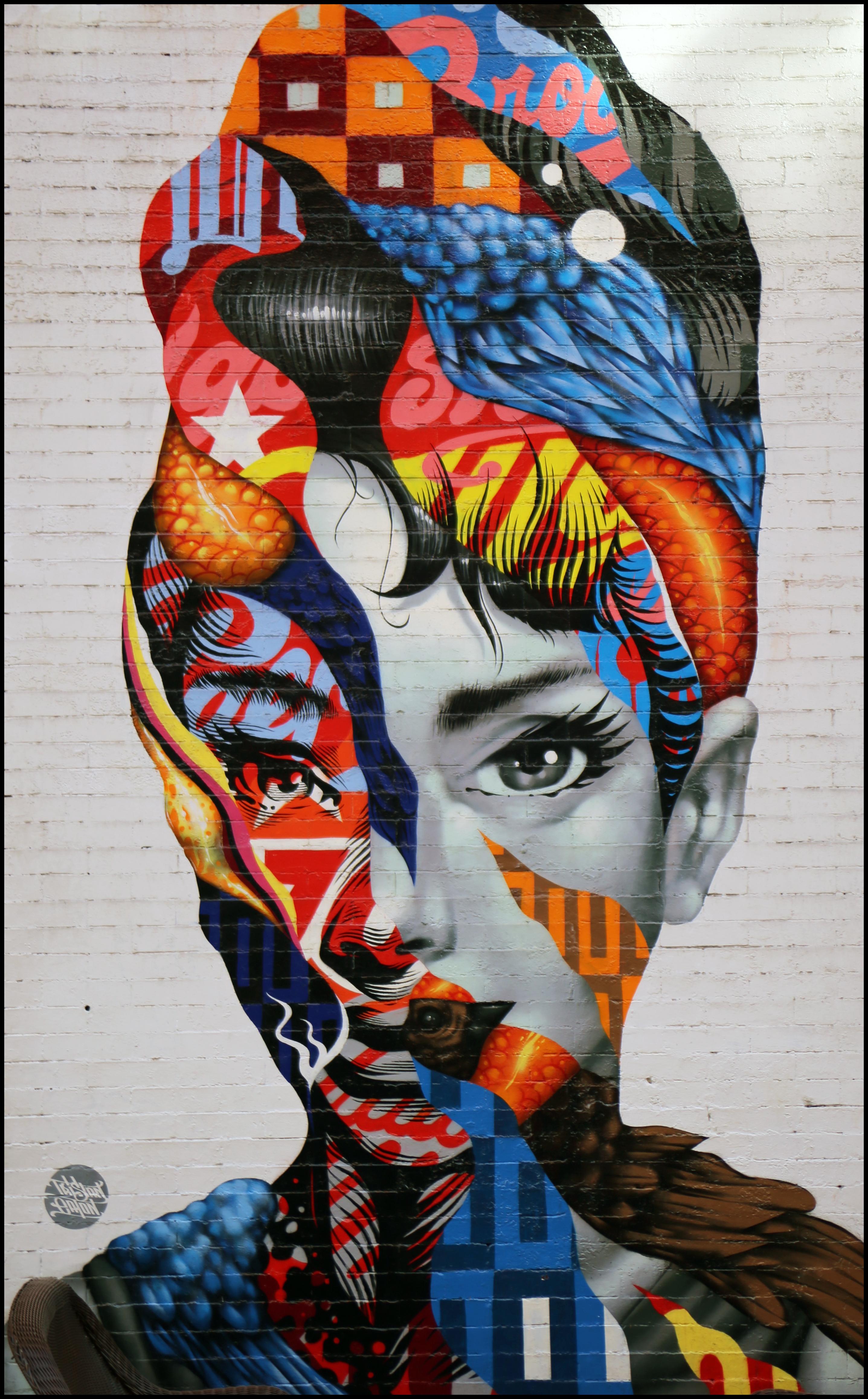 DriveByCuriosity: New York City: Street Art - Painting ... |Nyc Street Art